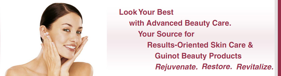 Advanced Beauty Care — Guinot Beauty Products & Facial Treatments